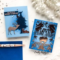 Spellbinders Holiday Release with Sharyn Sowell!