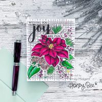 Honey Bee Stamps Holiday Cheer Release Blog Hop!