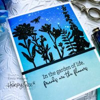 Honey Bee Stamps Summer Stems Release!