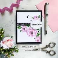 Spellbinders Club Kits Blog Hop!