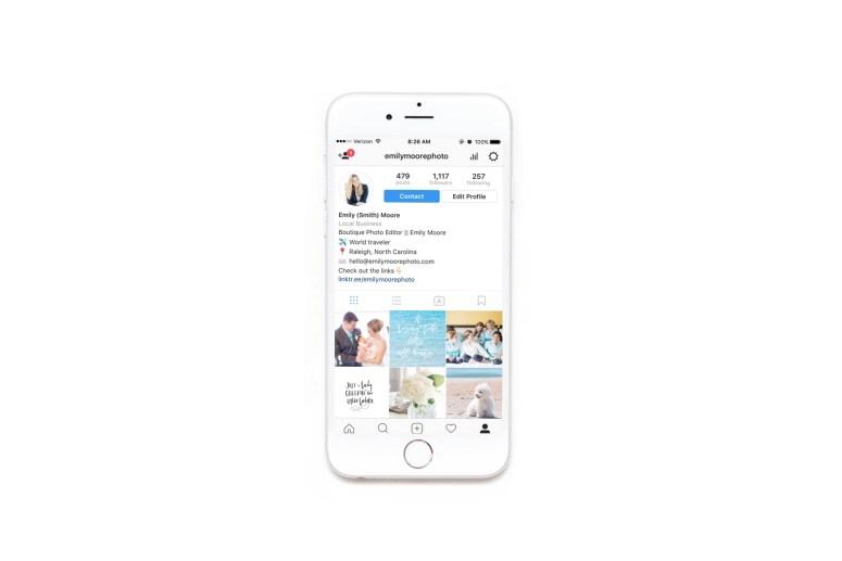 Linktree for Instagram