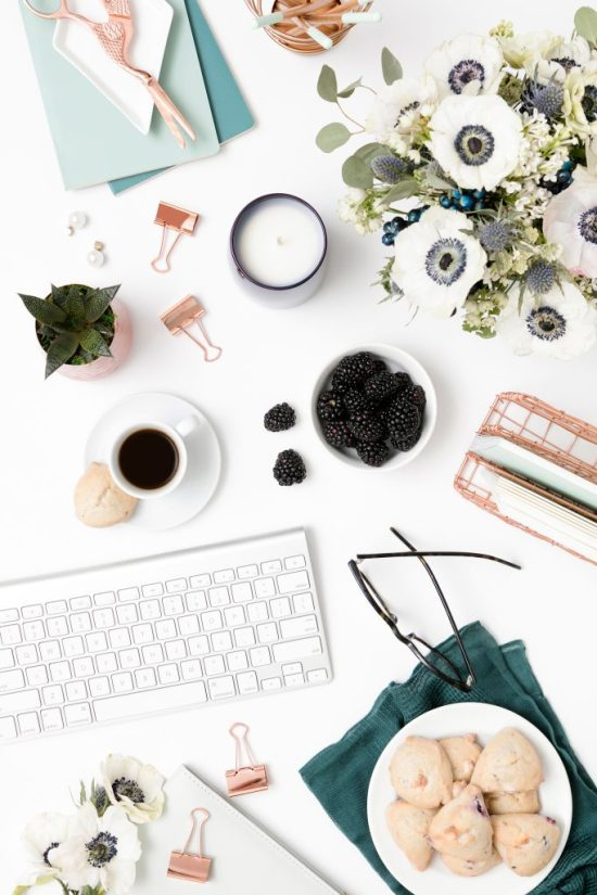 Styled Desktop Stock Photography by SC Stockshop