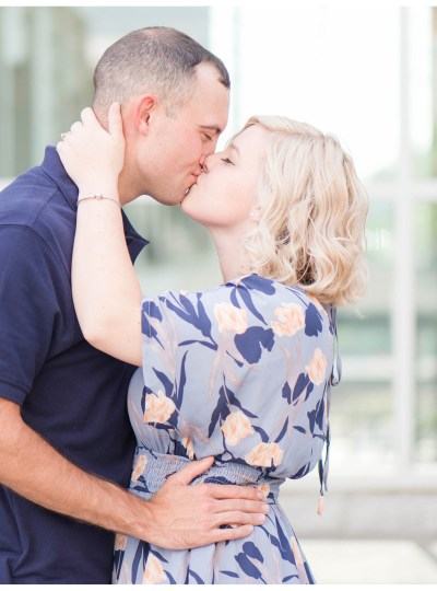 Downtown Raleigh Anniversary Session | The Overtons