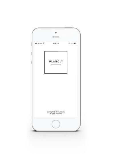 Planoly Mockup | Emily Moore Boutique Photo Editing