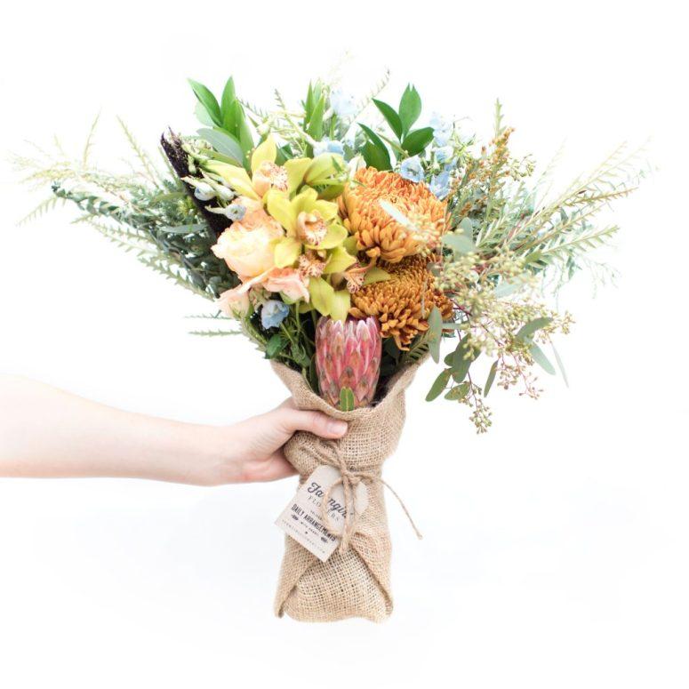 FarmGirl Flowers Bouquet | Emily Moore Photo