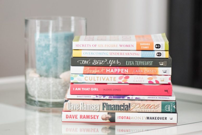 My 2018 #bosslady Reading List | Emily Moore Photo | Private Photo Editor
