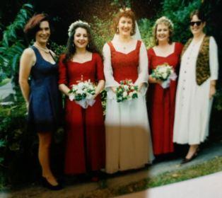 Lisas wedding