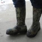 the boot saga continues