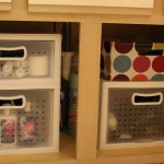 The New Me, Part 3: Tackling my bathroom, drawers and cabinets