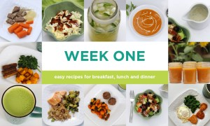 Four-week Paleo meal plan full of easy recipes for breakfast, lunch and dinner