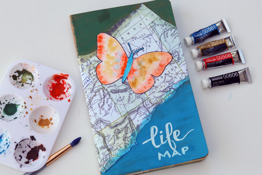 Creating a life map