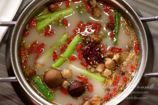 White Soup Base for Hot Pot