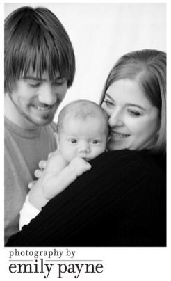 Newest and Littlest! Brendan, 3 weeks..