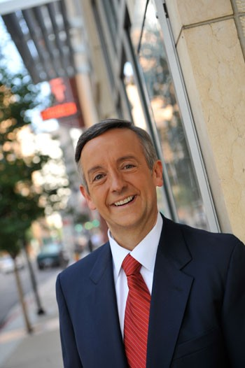 Pastor Robert Jeffress, First Baptist Church, Dallas