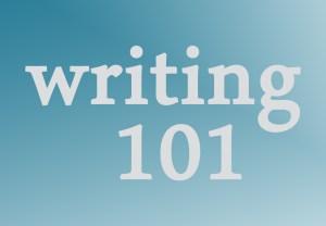 Writing 101 Graphic