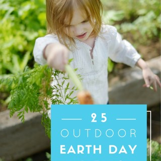 25 Earth Day activities outdoors
