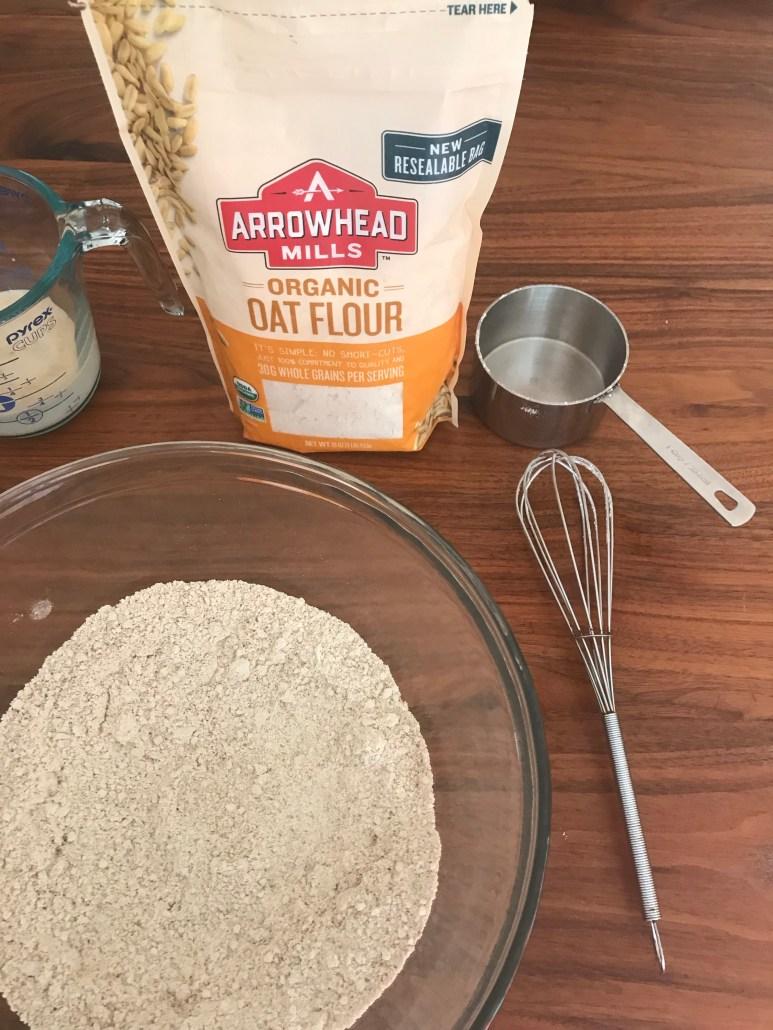 Oat Flour Pancake Recipe Gluten Free