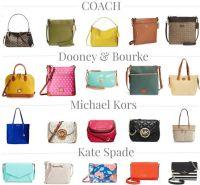Best 20 Full Size Designer Handbags Under $150