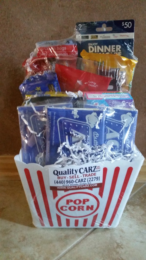 20 Movie Night Raffle Basket Pictures And Ideas On Carver Museum