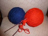Knitting Scarves for Special Olympics (or crochet ...