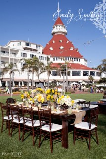 Hotel Del Coronado Wedding Weddings
