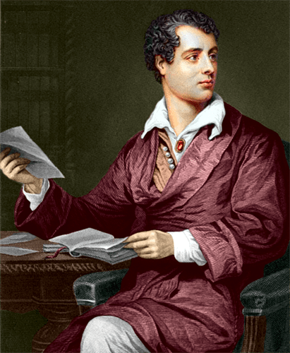 George Gordon Byron