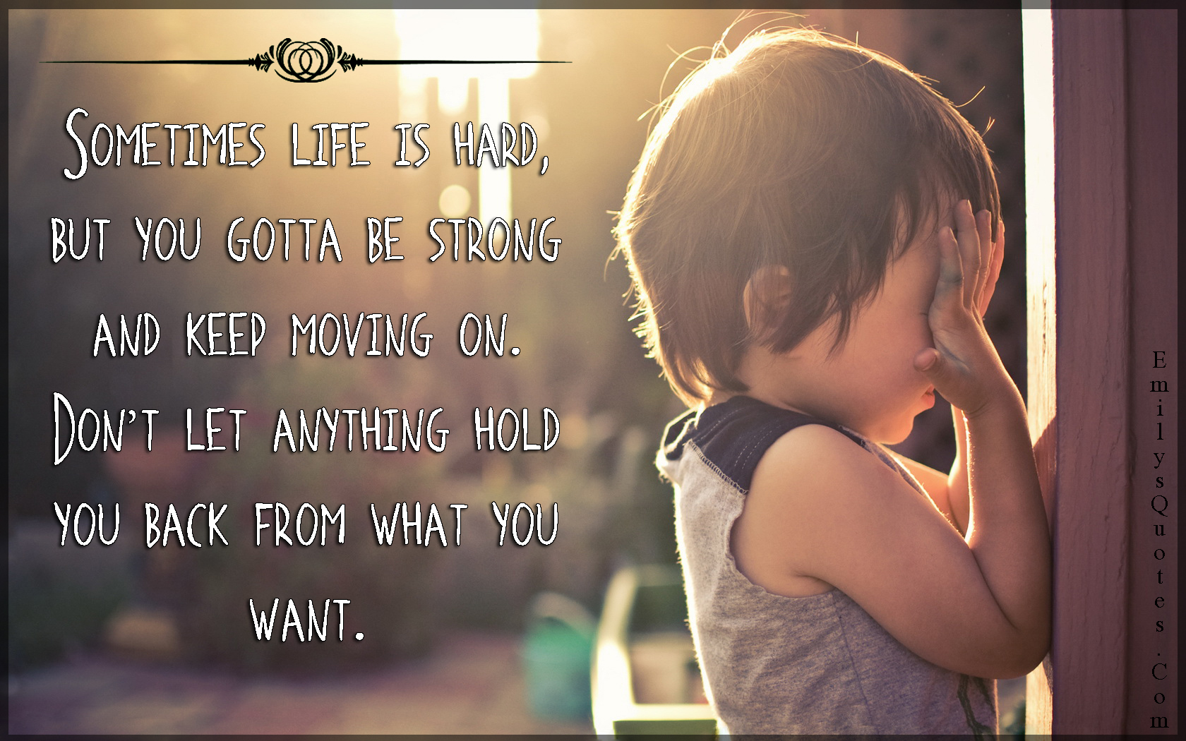 Life Is Hard Quotes Sometimes Life Is Hard Quotes Picture