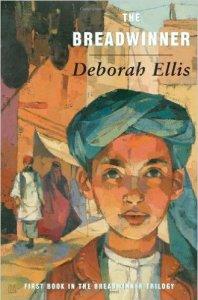 Cover of The Breadwinner by Deborah Ellis