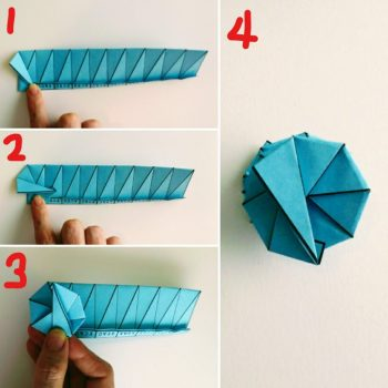 This Mortal Coil DNA Origami Instructions Part 6