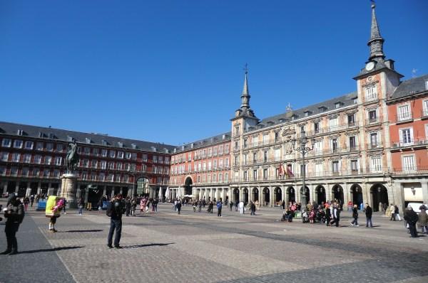 Madrid Toledo Emily Explorer