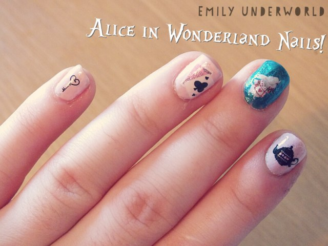 alice-in-wonderland-nails-close