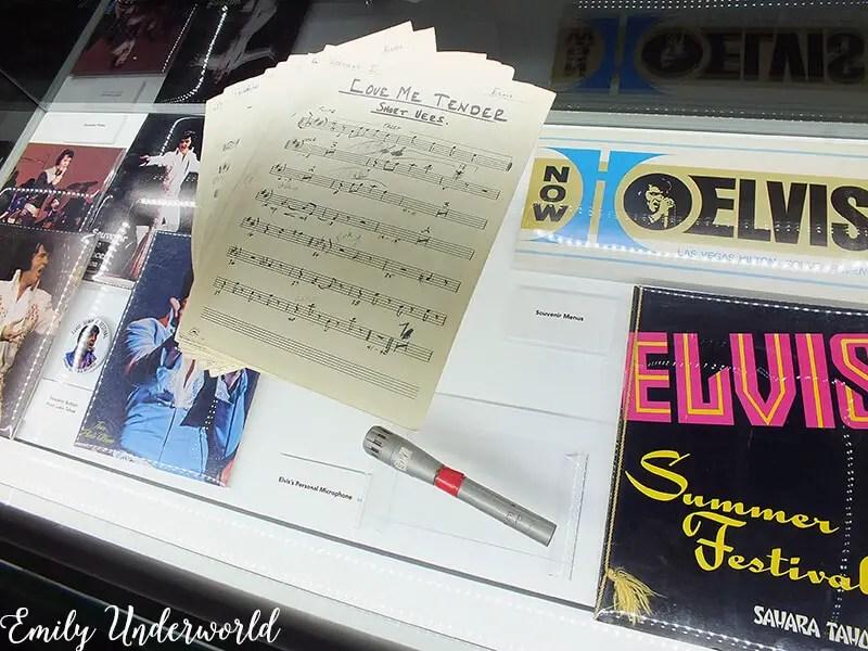 elvis-o2-sheet-music