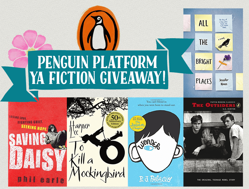 Penguin Platform YA fiction book giveaway