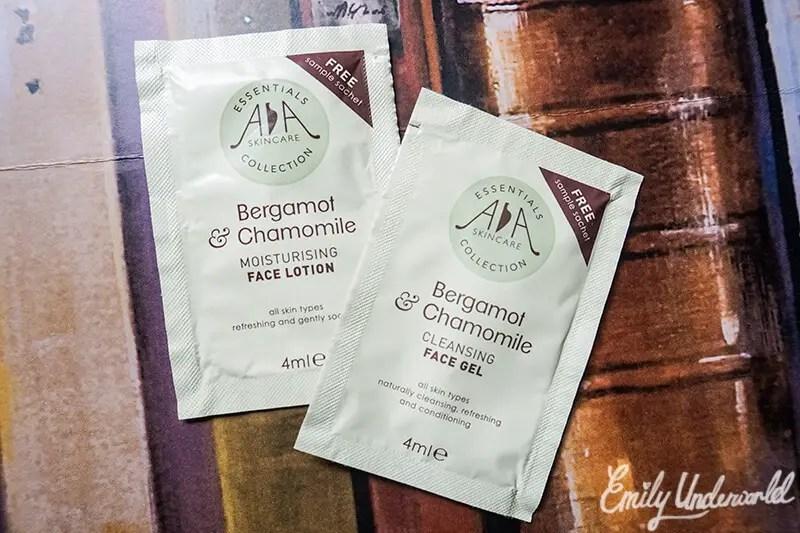 Amphora Aromatics natural skincare