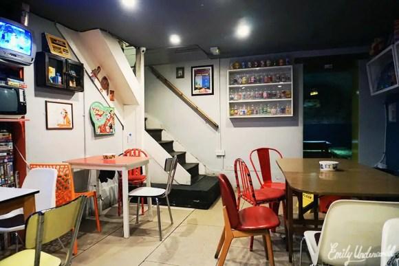 The Cereal Killer Cafe