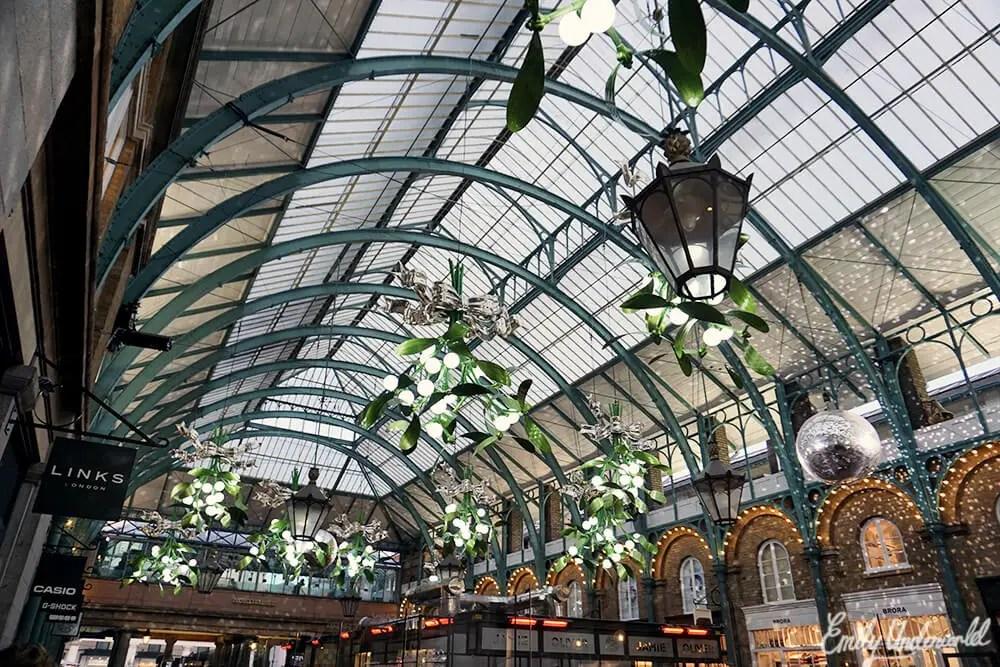 Covent Garden Christmas Market