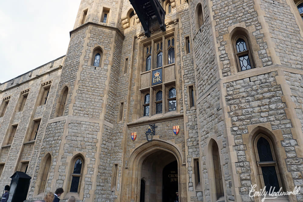 The Tower of London Crown Jewels