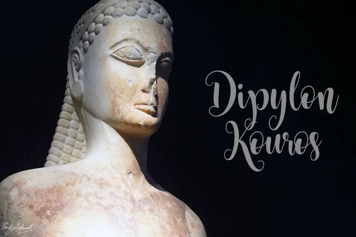 dipylon-kouros