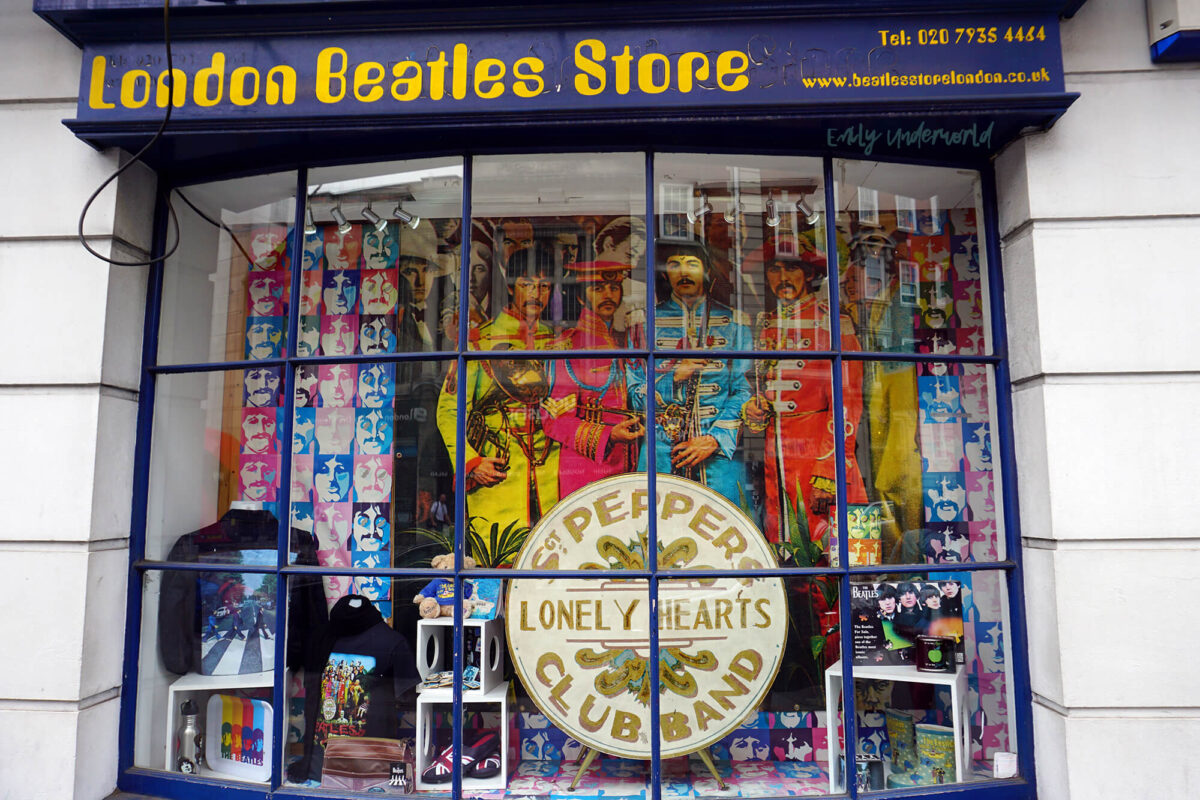 The London Beatles Store
