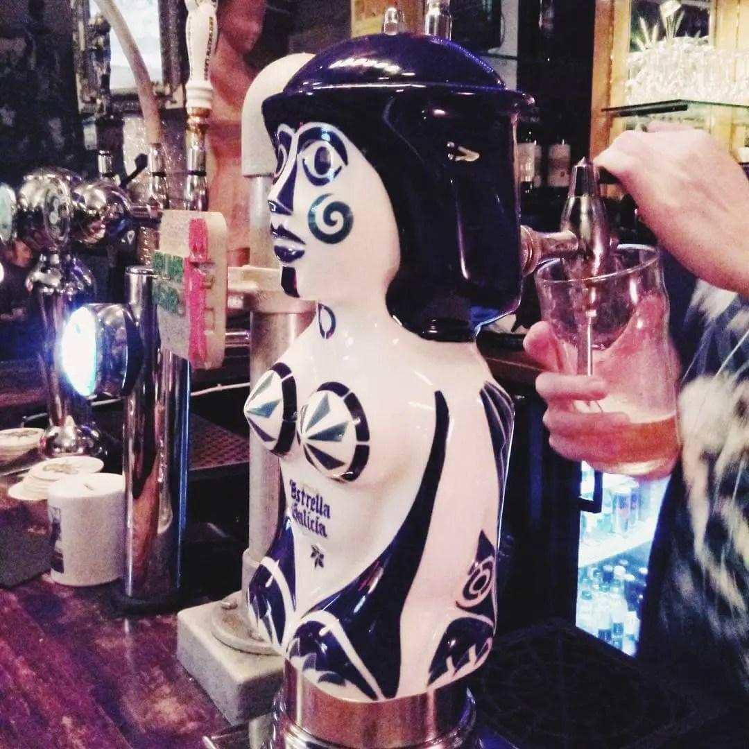 Hackney pub crawl