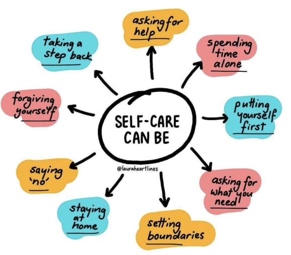 Self-Care Advice for Self-Care Week