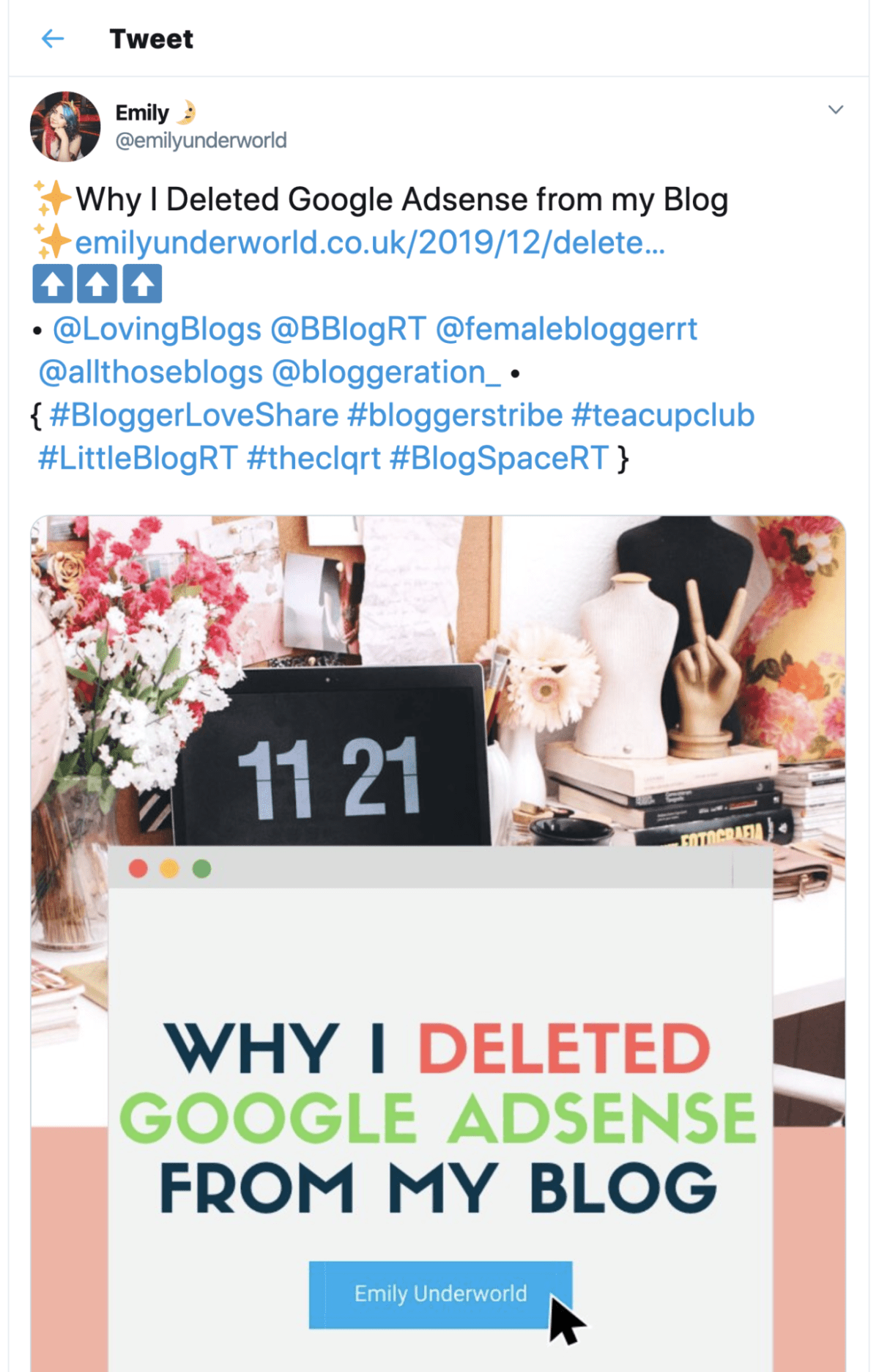 Twitter Retweet Accounts and Hashtags For Bloggers