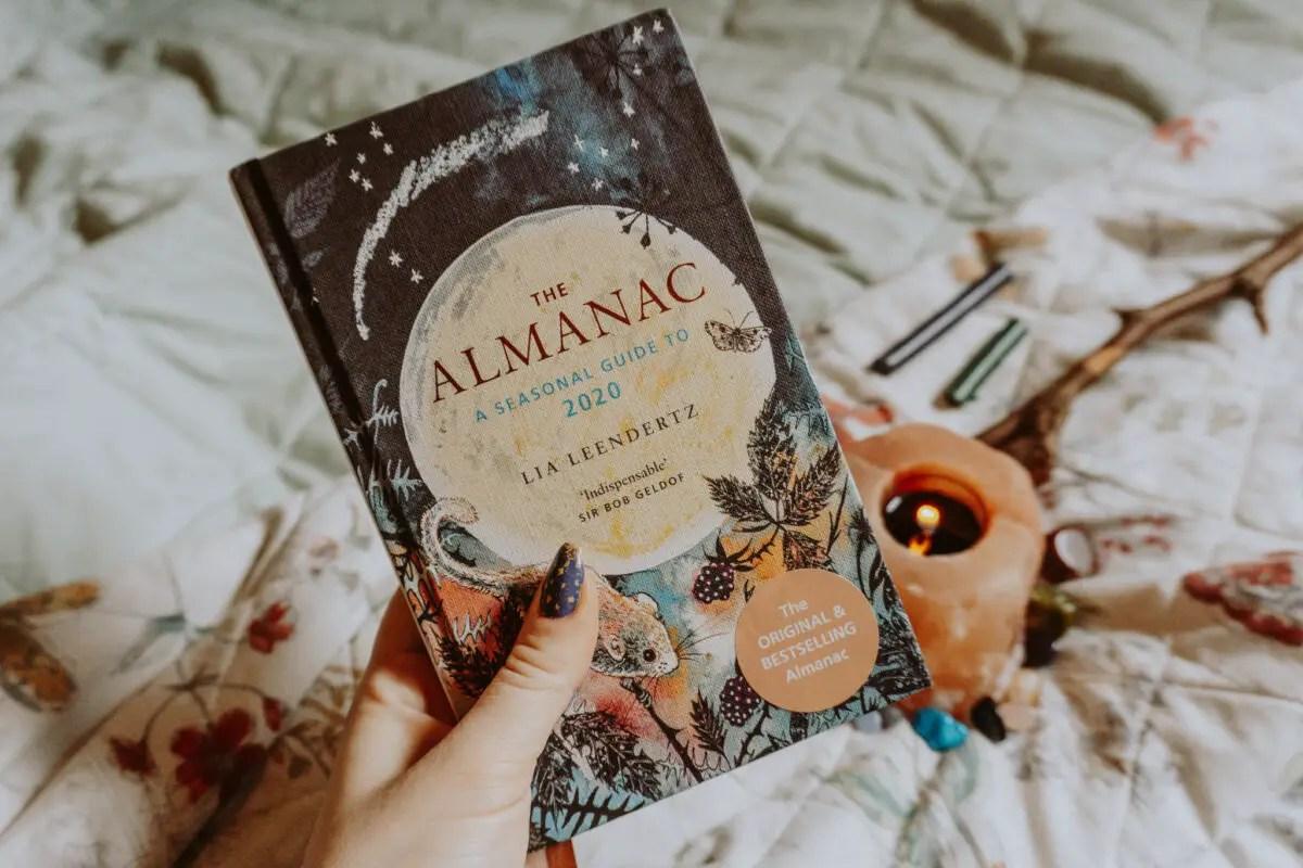 The Almanac: A Seasonal Guide to 2020.