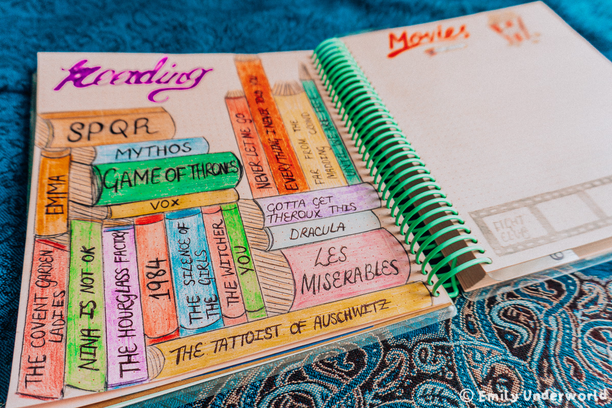 5 Creative DIYs & Crafts To Do At Home. Journalling.