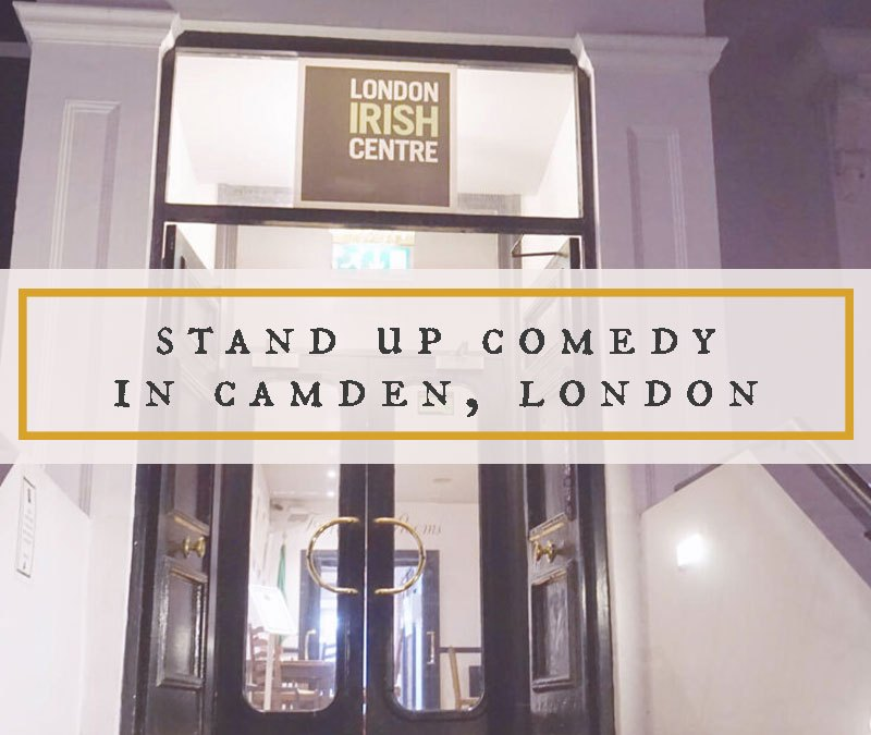 Stand Up Comedy Camden
