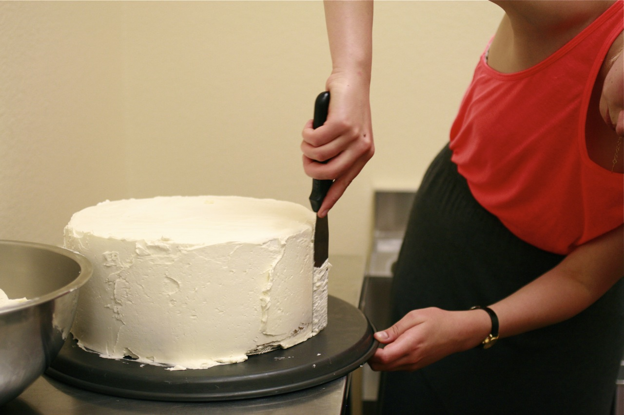how to bake a wedding cake - The Answer is Always PorkThe Answer is ...