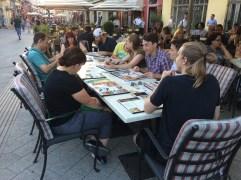 Dinner in the City Center