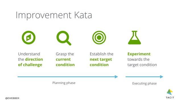 Toyota improvement kata
