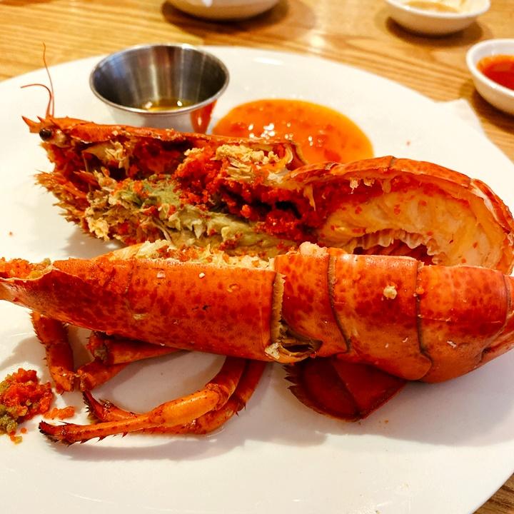 韓國Viking's Wharf龍蝦吃到飽!Buffet:生魚片、牛排、炸物、燒烤、韓式、水果、咖啡、果汁、甜點全都吃得到!