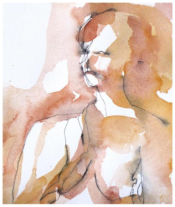 """watercolor on paper 